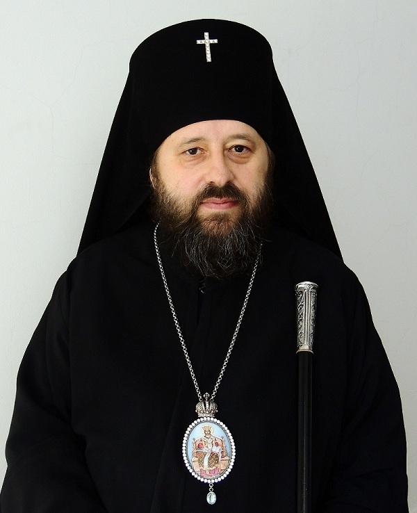 Высокопреосвященный Ионафан, архиепископ Абаканский и Хакасский